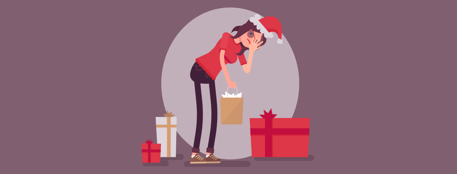 What tips do you have for managing stress over the holiday season?