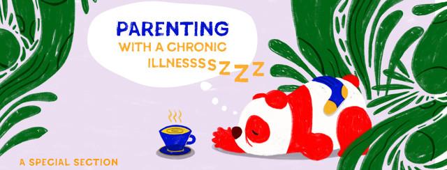 Endo Challenges: Parenting, Family Life, & Chronic Illness image
