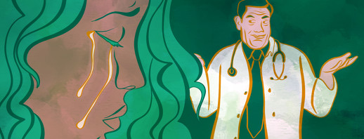 Patient vs Doctor: With Endometriosis, Who's Really The Expert? image
