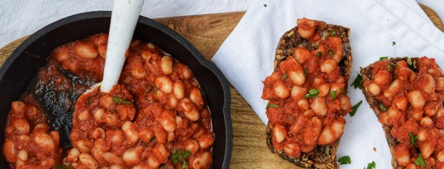 Homemade (and No Added Sugar) Baked Beans image