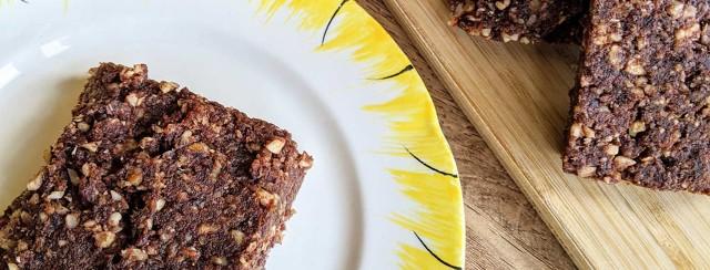 Raw Brownies image
