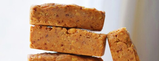 Endo-Friendly Nut Butter Protein Bars image