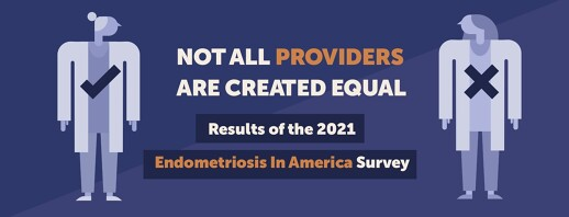 Not All Providers Are Created Equal: Results of the 2021 Endometriosis In America Survey image
