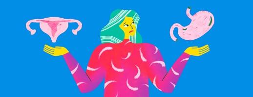 My Endometriosis and GI Issues image