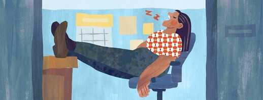 What Is Menstrual-Related Hypersomnia? image